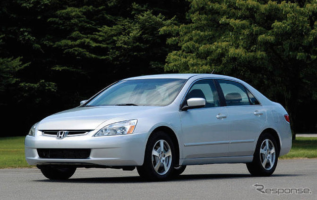 2003-2007 model Honda Accord (Japan name: inspire).