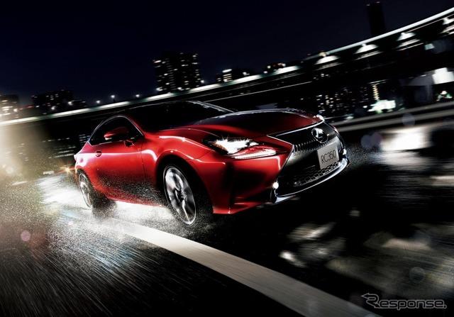 Lexus, RC350 version L