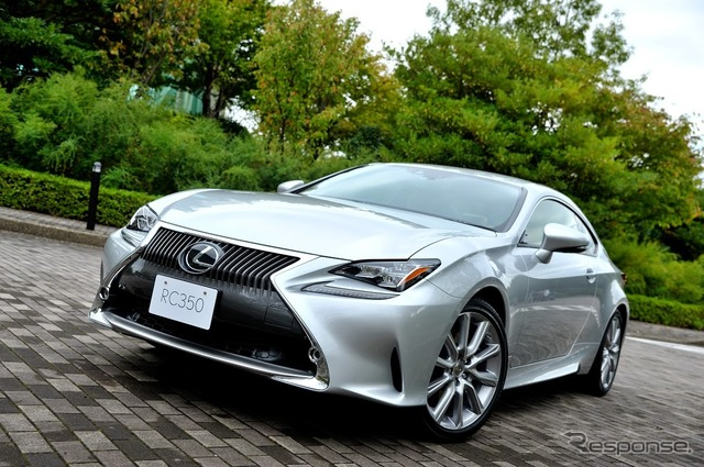 Lexus RC350 version L
