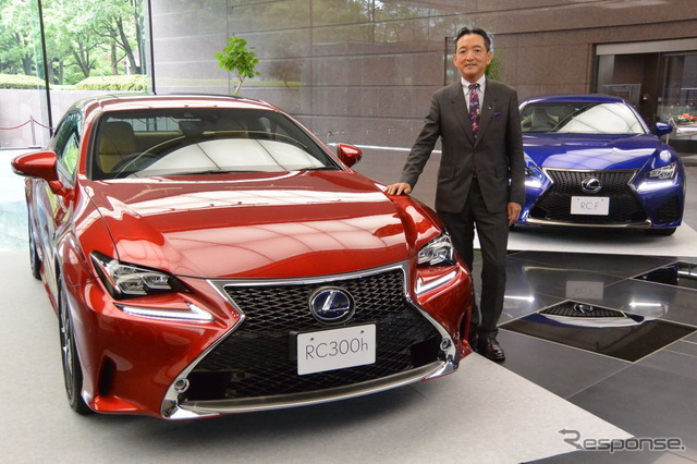 Lexus and Toyota vehicles-Shi obtained male Director, senior officer