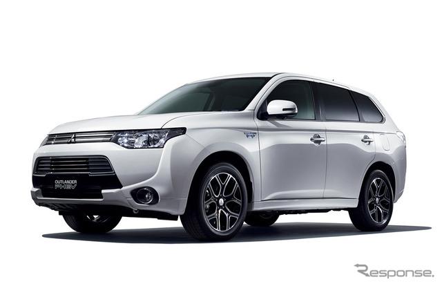 Mitsubishi Outlander PHEV sportstyle Edition