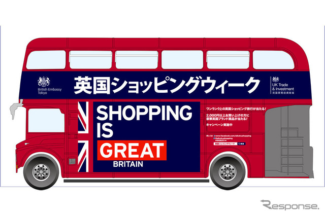 Shopping is Great Britain United Kingdom shopping week