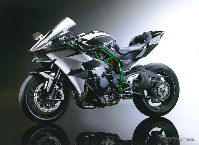 Kawasaki-Ninja H2R