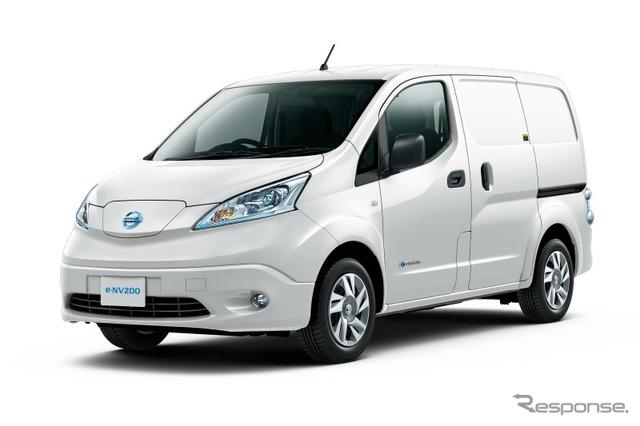 E-Nissan nv200