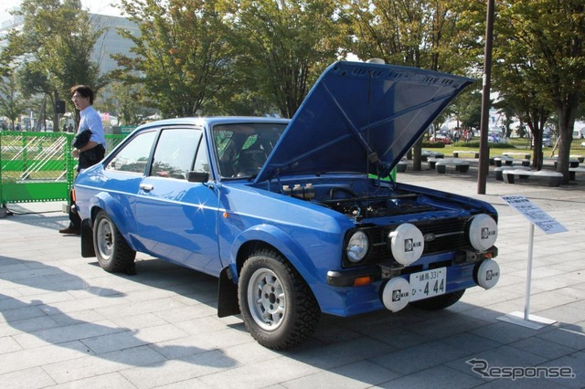 Ford Escort RS and MID 4