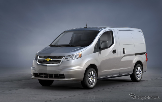 GM Chevrolet cityexpress
