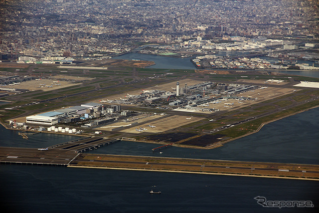 Haneda Airport (image source)