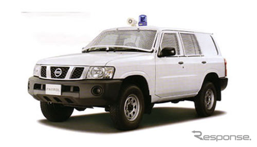 Ambulances of Nissan patrol base