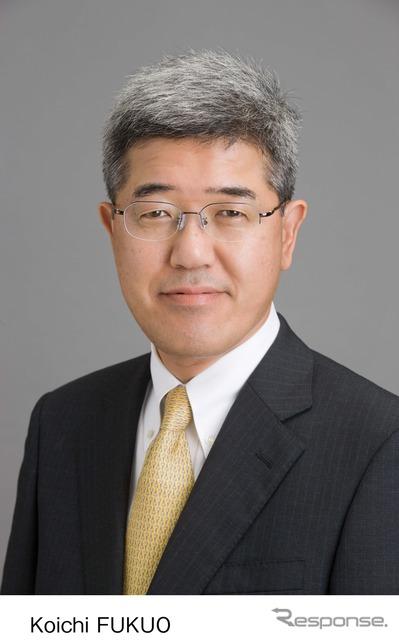 Honda 福尾, Koichi, Senior Managing Executive Officer