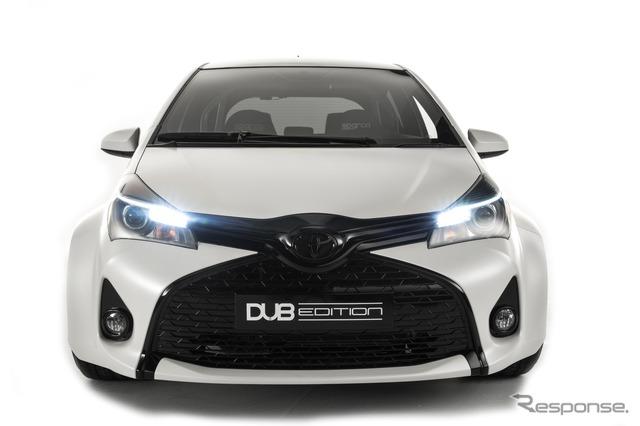Toyota Yaris ( VITZ ) DUB Edition