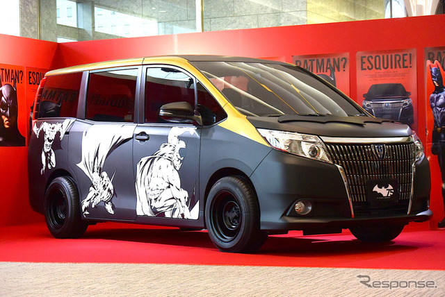 Toyota Esquire Batman specifications