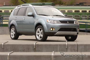 Its predecessor, Mitsubishi Outlander (United States version)