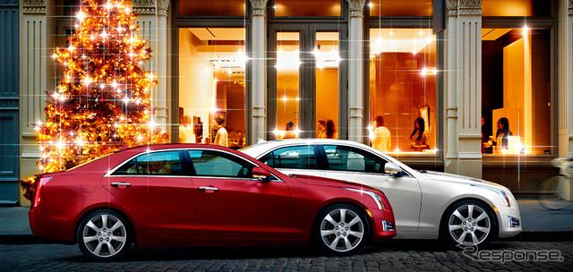 Cadillac ATS Christmas specials