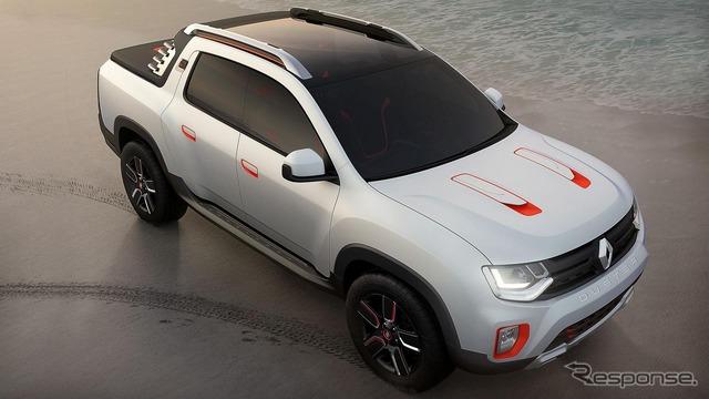 Dacia Duster-Orochi