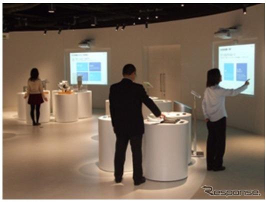 Open lab IHI Yokohama Business Office