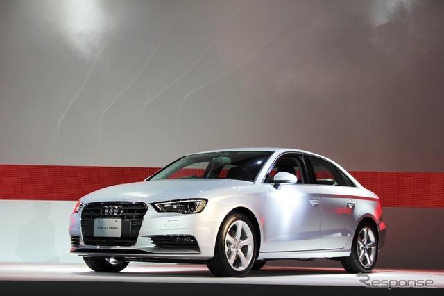 Audi-A3 sedan (reference image)