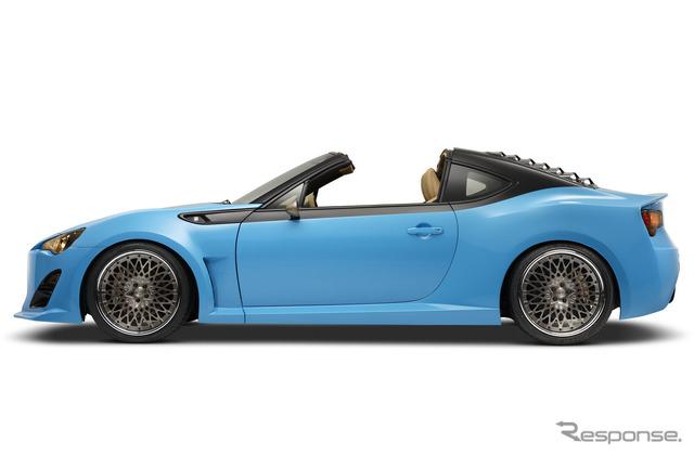 Head - turning-Targa top FR-s
