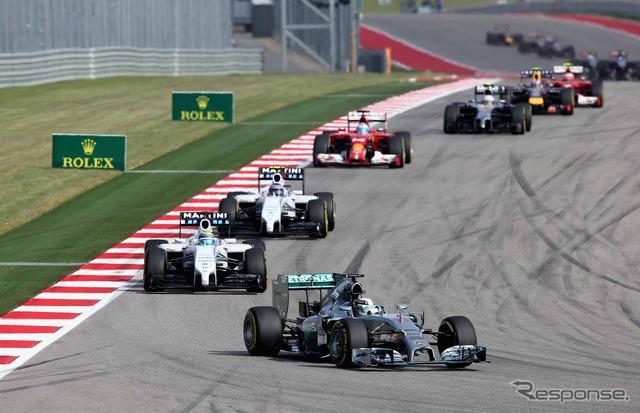 F1 US Grand Prix