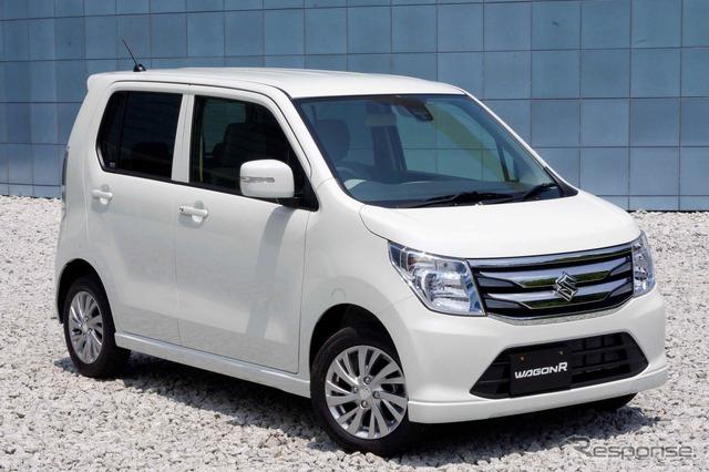 Suzuki WagonR FZ
