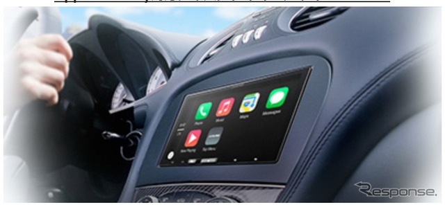 Dedicated devices to CarPlay Alpine, Apple released
