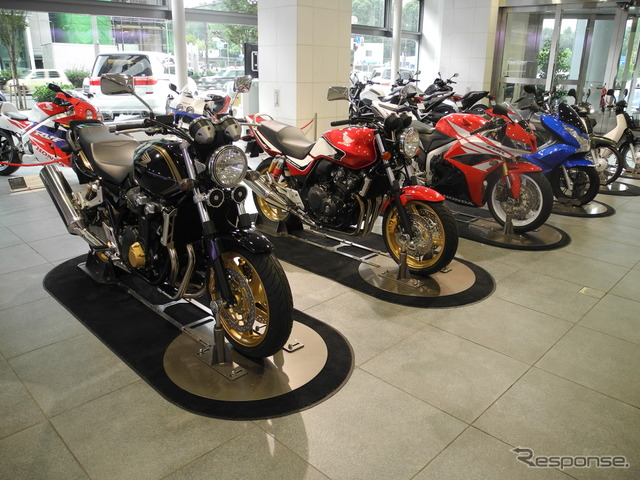 Hong's headquarters showroom in Minami Aoyama, Tokyo (reference image)