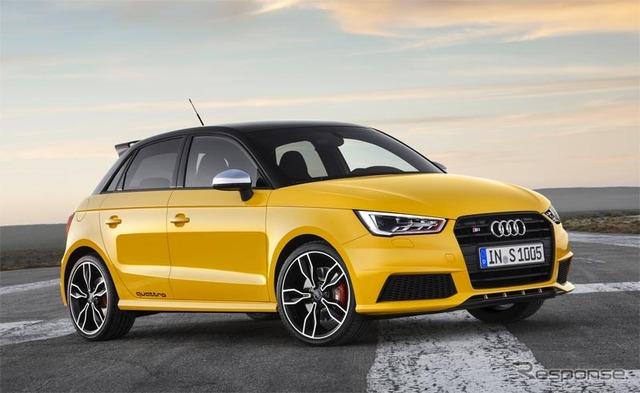 Audi S1 (สเปคยุโรป)