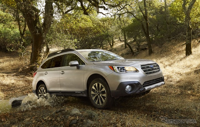 Subaru Outback (North American models)