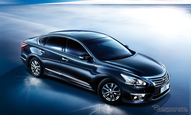 New Nissan Teana (Chinese version)