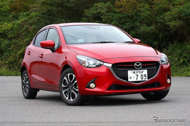 Mazda Demio XD touring 6 MT