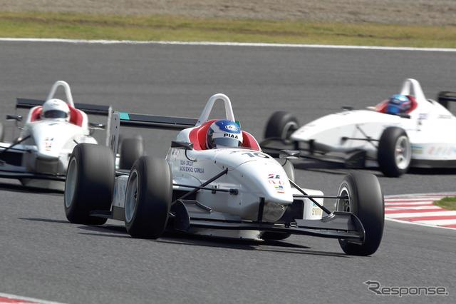 Suzuka circuit racing school formula ( SRS-F )