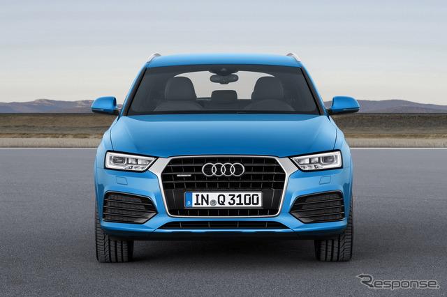 ใหม่ Audi Q3