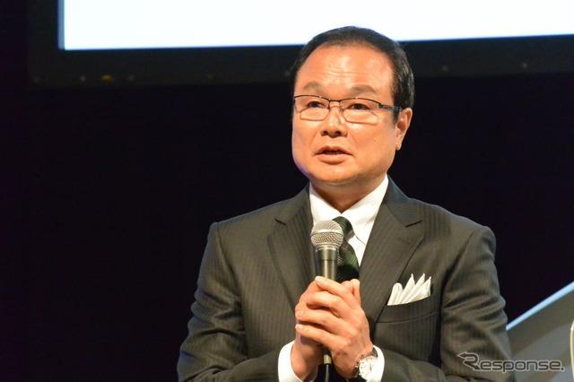 Honda takanobu Ito President