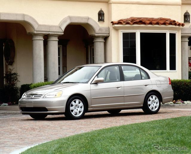 Honda Civic 2002-