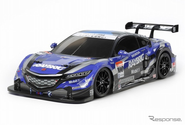 Tamiya 1/10 electric RC car| RAYBRIG NSX CONCEPT-GT