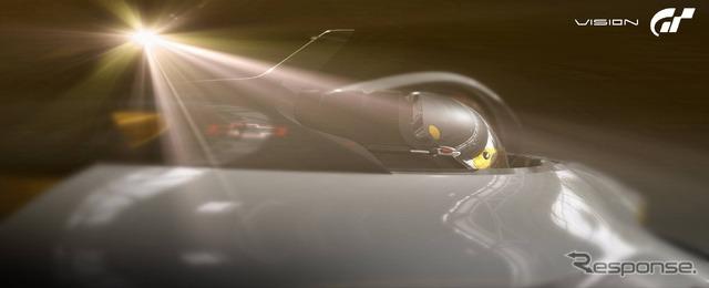 Chevrolet Corvette vision Gran Turismo notice image