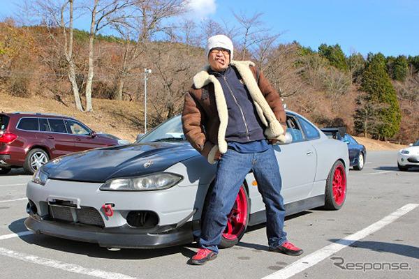 Motor Show presided over everyone's j-wave personality piston Nishizawa