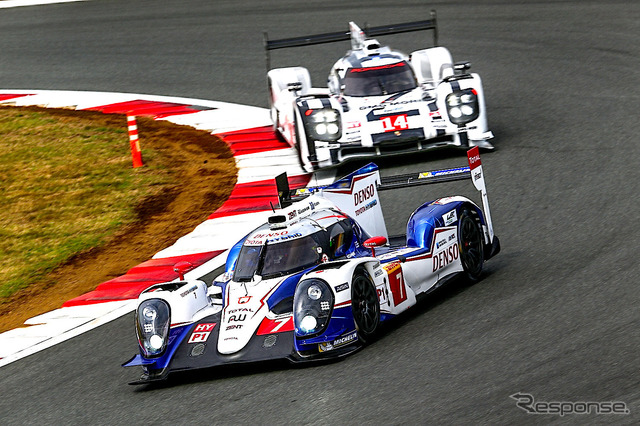 World Endurance Championship ( WEC ) No. 5 against 6 HOURS OF FUJI