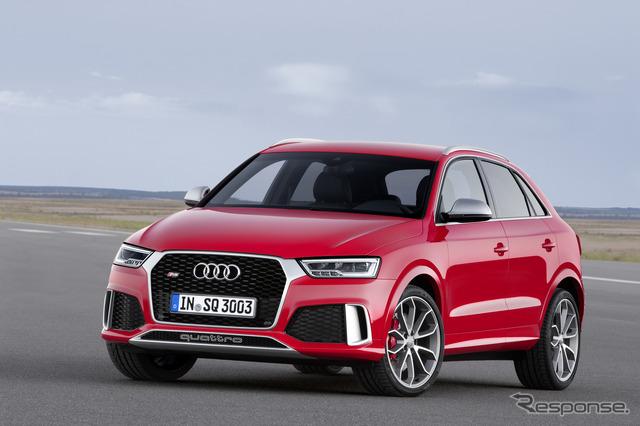 ใหม่ Audi RS Q3