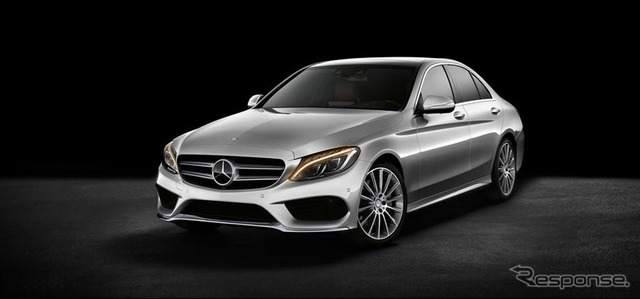 New Mercedes-Benz C class (United States version)
