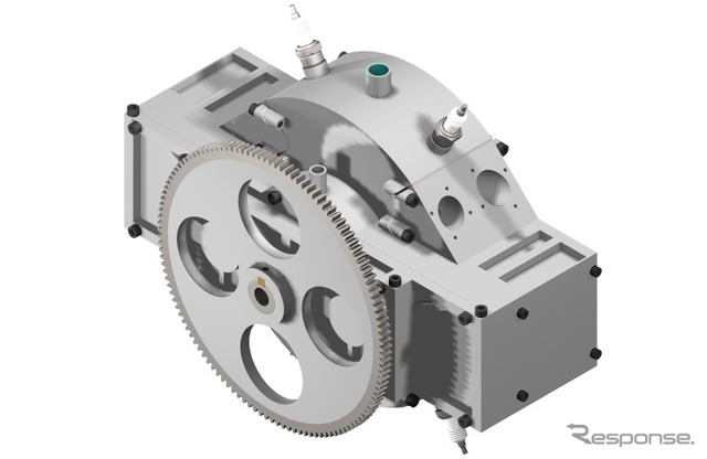 Circular motion engine