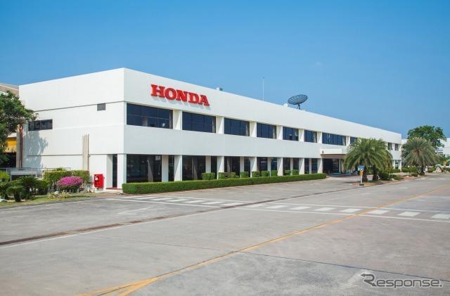 Thai Honda exterior