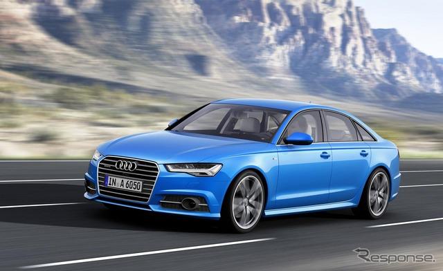 รูปแบบของ Audi A6