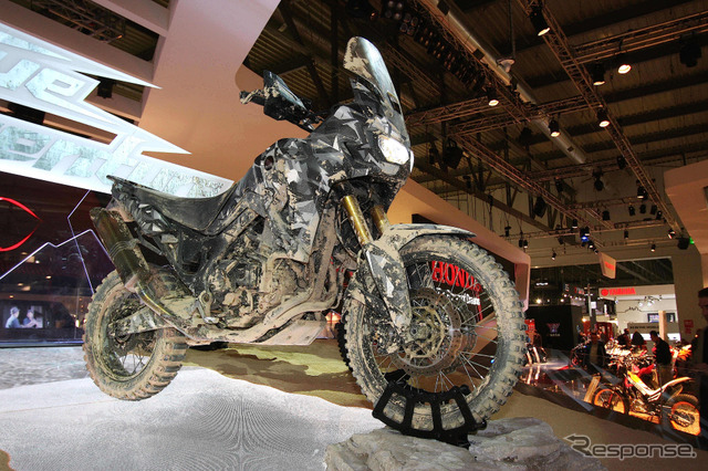 Honda true ad venture concept (Milano Show 14)