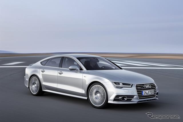 Audi A7 Sportback models