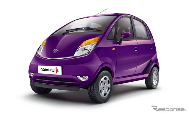 Tata's Nano-twisted