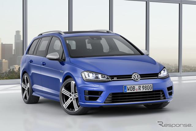 Volkswagen Golf R valiant