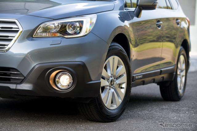 Subaru เลกาซีเอาท์แบ็คไป G98 เออร์ซูล่ายางโยโกฮาม่า