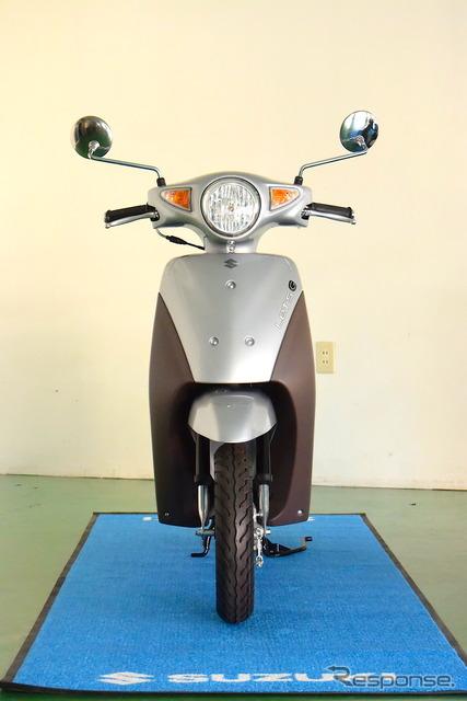 Suzuki Let's G