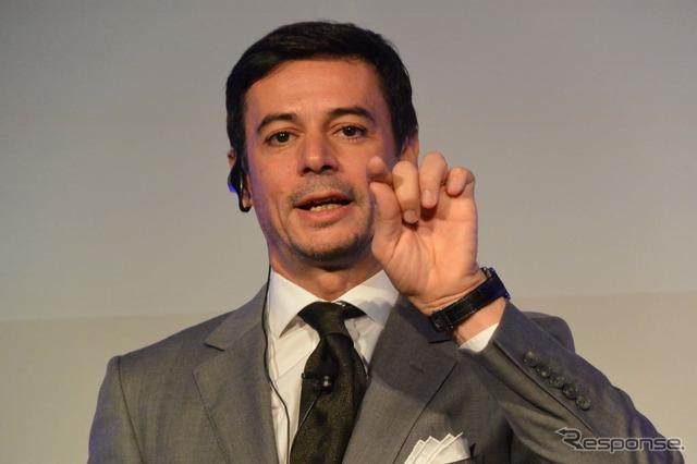 Fabrizio cazzoli President Maserati Japan