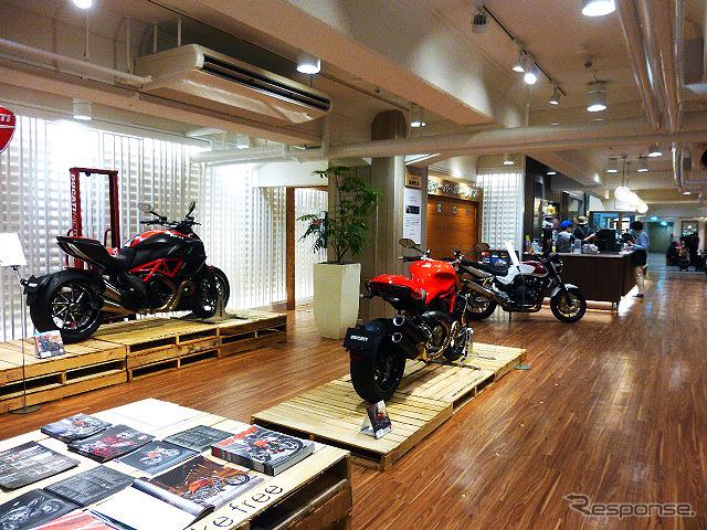 "Mitsukoshi Nihonbashi period limited event ""once again motorcycle! Bike life advice ' 11/19 ~ 12/2"